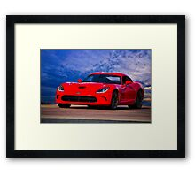 2003 Dodge Viper Framed Print