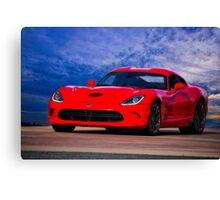 2003 Dodge Viper Canvas Print