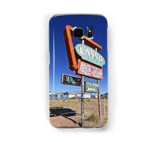 Route 66 Lasso Motel Samsung Galaxy Case/Skin