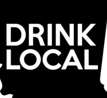 British Columbia Drink Local BC Sticker