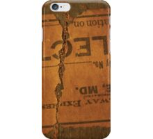 Faded Story iPhone Case/Skin