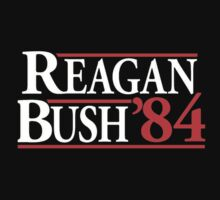Reagan Bush Kids Tee