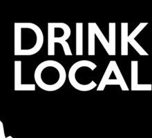 Alberta Drink Local AB Sticker