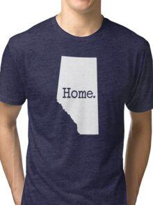 Alberta Home AB Tri-blend T-Shirt