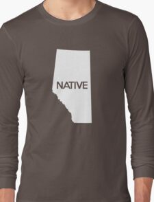 Alberta Native AB Long Sleeve T-Shirt