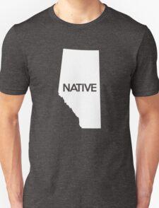 Alberta Native AB Unisex T-Shirt