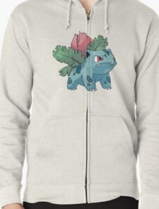 Pokemon - Ivysaur Zipped Hoodie