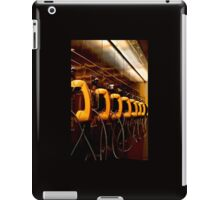 Phone Bank iPad Case/Skin