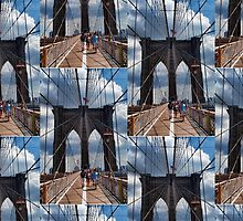 Brooklyn Bridge by Warren Paul Harris