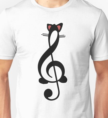 The Jazz Cat Unisex T-Shirt