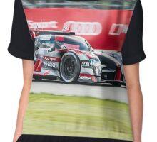 Audi Sport Team Joest No 7 Chiffon Top