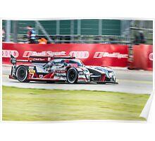 Audi Sport Team Joest No 7 Poster