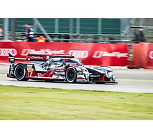 Audi Sport Team Joest No 7 Photographic Print