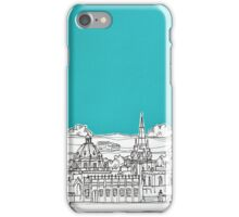 Oxford Rooftops iPhone Case/Skin
