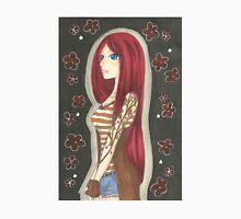 Girl with the Sakura Tattoo Unisex T-Shirt