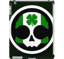 Clover Skull Logo iPad Case/Skin
