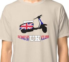Scooter Clubs UK Classic T-Shirt