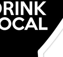 Manitoba Drink Local MB Sticker
