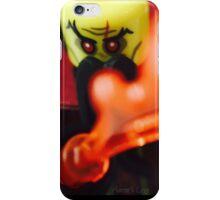 Lego Evil Wizard minifigure iPhone Case/Skin