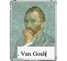 Van Gosh iPad Case/Skin
