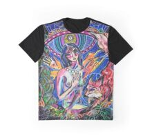 What the fox Graphic T-Shirt