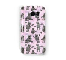 Ruby the Robot (Pink) Samsung Galaxy Case/Skin