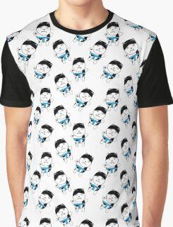 Sumo Kitty Graphic T-Shirt