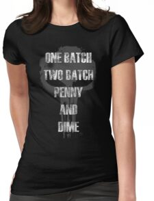 Penny and Dime Womens Fitted T-Shirt