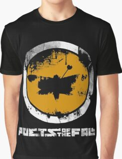 Poets Of The Fall Logo Graphic T-Shirt