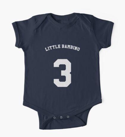 Little Bambino One Piece - Short Sleeve