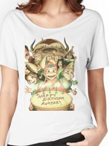 Avatar's Birthday Women's Relaxed Fit T-Shirt