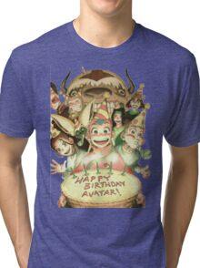 Avatar's Birthday Tri-blend T-Shirt