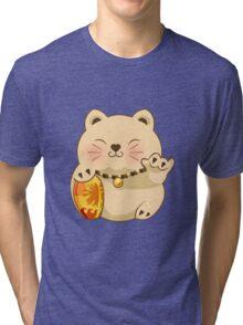 LUCKY SHAKA! Tri-blend T-Shirt