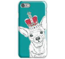 Chihuahua In A Crown iPhone Case/Skin
