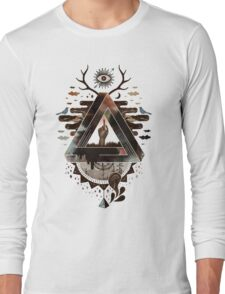 All Impossible Eye Long Sleeve T-Shirt