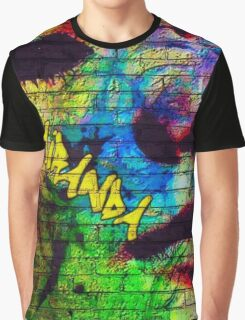 Graffiti is what I love Graphic T-Shirt