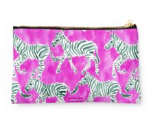 ZEBRA PLAY  Studio Pouch