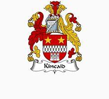 Kincaid Coat of Arms / Kincaid Family Crest Unisex T-Shirt
