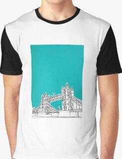 Tower Bridge ( London ) Graphic T-Shirt