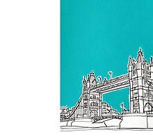 Tower Bridge ( London ) by Adam Regester