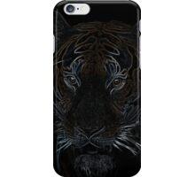 tiger t-shirt iPhone Case/Skin