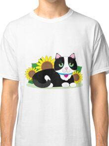 Tuxedo Cat Classic T-Shirt