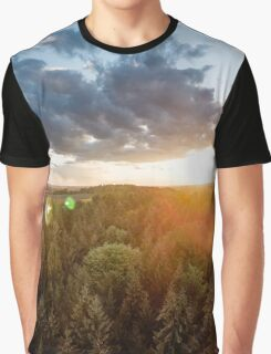 The Most Beautiful Sunset Ever Graphic T-Shirt