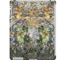 Fiddlehead, the dream in the forest iPad Case/Skin
