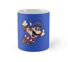 Captain A-Mario Mug Mug