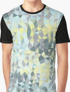 Spring Rain Tris Graphic T-Shirt