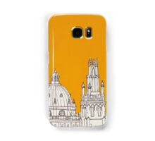 Oxford Rooftops Samsung Galaxy Case/Skin
