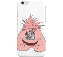 Tickle Me Pretty Pink iPhone Case/Skin