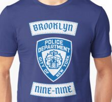 Brooklyn Nine-Nine Patch T-Shirt Unisex T-Shirt