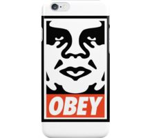 Obey Design, High Quality  iPhone Case/Skin